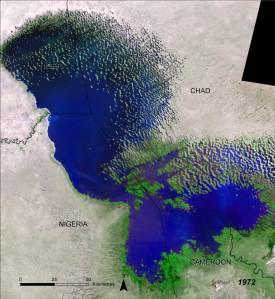 Lake Chad 1972